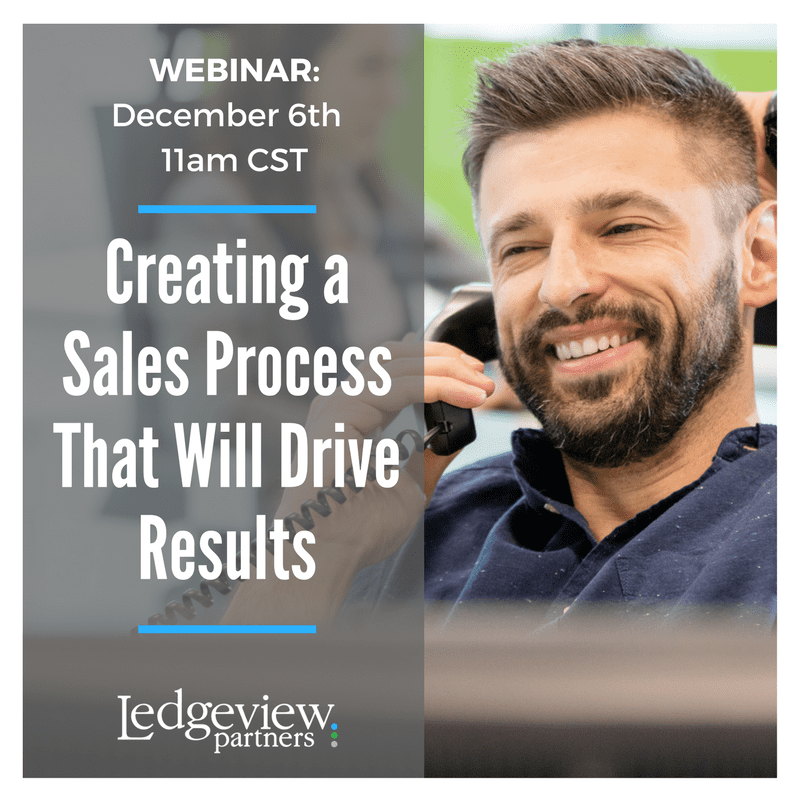Creating a Sales Process that Will Deliver Results-