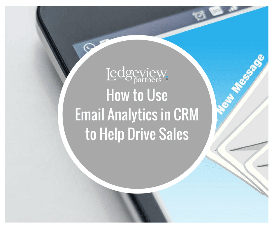 How to Use Email Analytics in CRM to Drive Sales