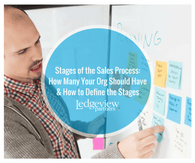 The Stages of a Sales Process How Many Your Organization Should Have & How to Define the Stages