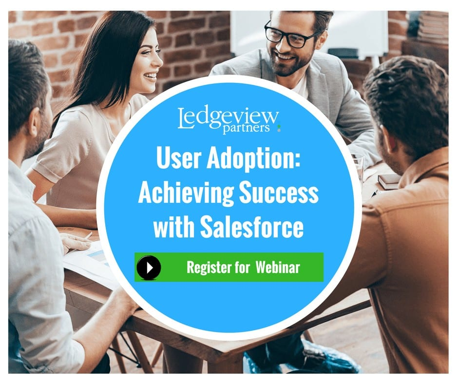 User Adoption Achieving Success with Salesforce