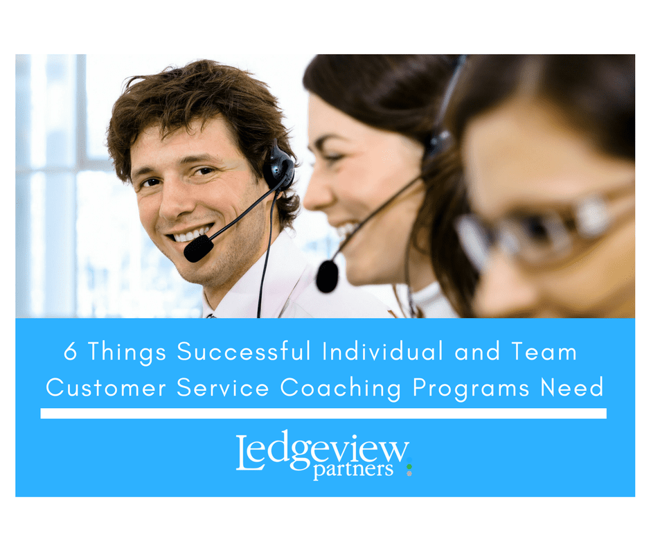 Customer Service Consulting LVP
