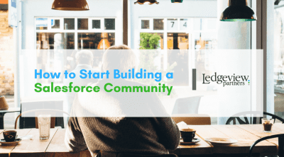 Salesforce User Group Tips from Ledgeview