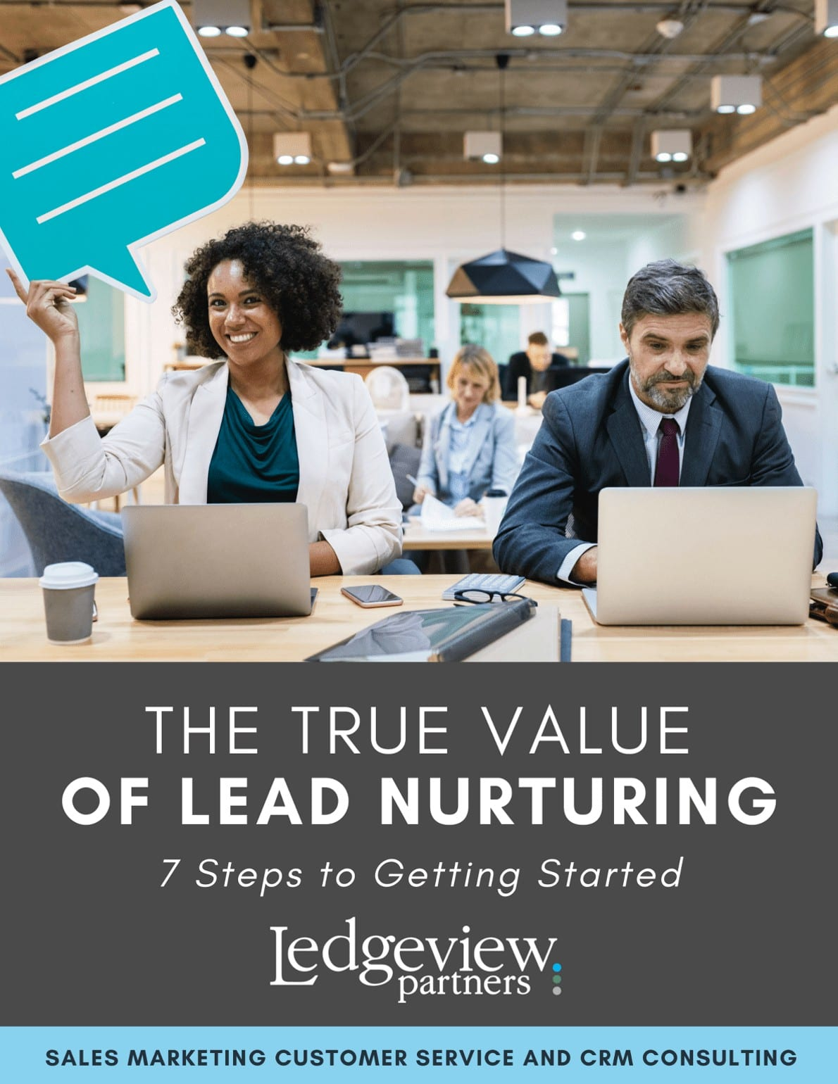 Lead Nurturing Marketing Automation eBook