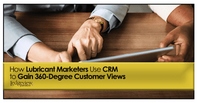 CRM for Oil & Gas at Ledgeview Partners