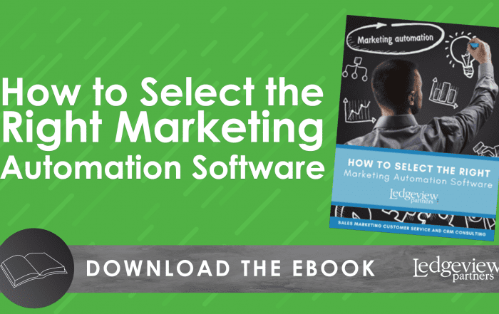 How to select the right marketing automation