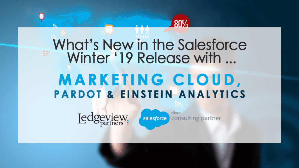 What's New in the Salesforce Winter '19 Release with