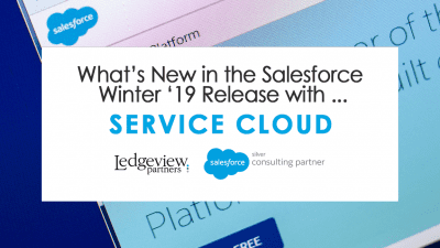 What's New in the Salesforce Winter 19 Release