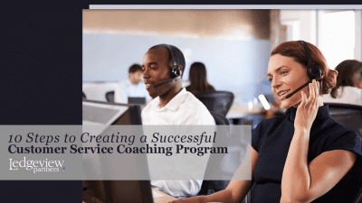 Ledgeview Partners Customer Service Coaching