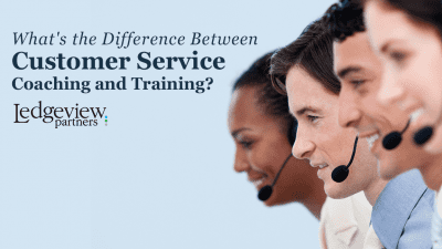 Customer Service Coaching and Training at Ledgeview Partners