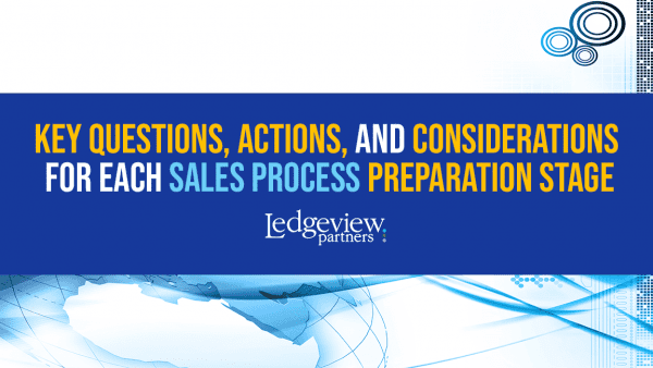 Ledgeview Partners Sales Consulting Services
