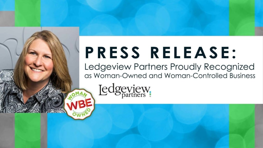 Ledgeview Partners Press Release