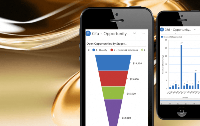 Ledgeview Partners CRM for Oil and Gas Mobile App
