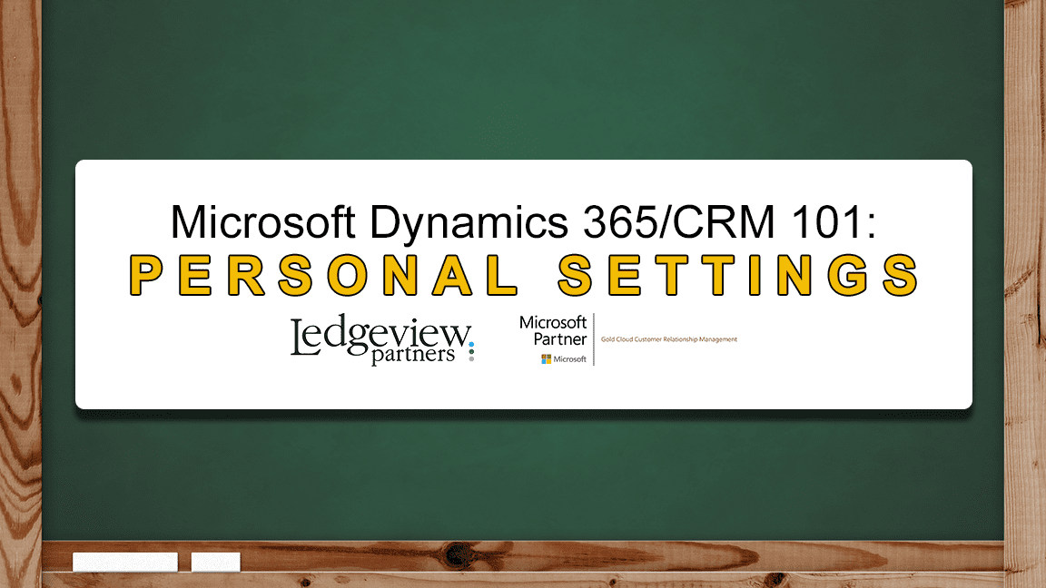 Microsoft Dynamics 365/CRM User Group Tips and Tricks