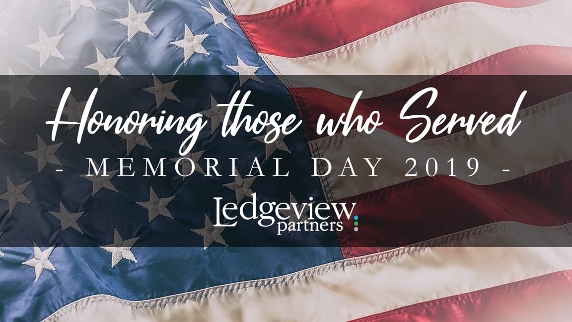 Happy Memorial Day from Ledgeview Partners