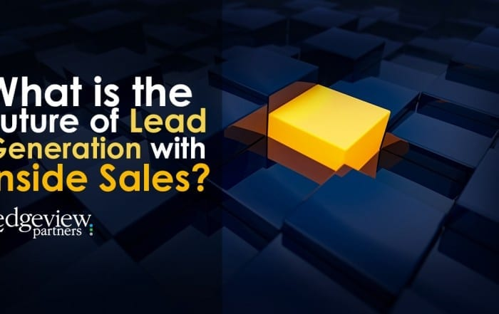 Inside Sales eBook