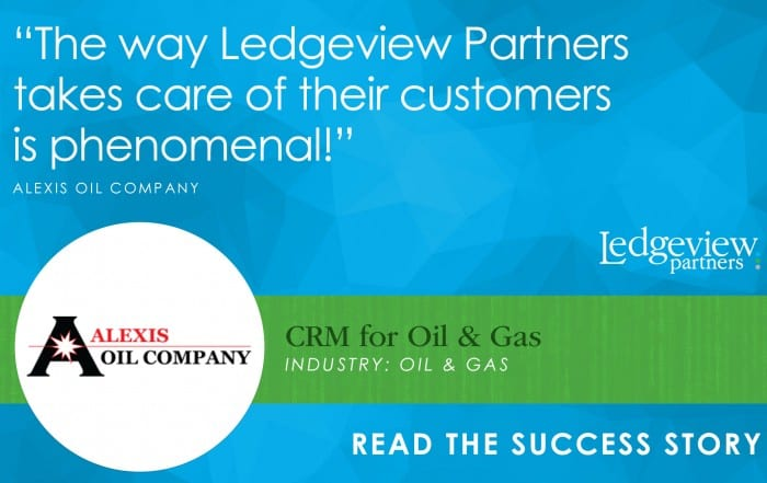 CRM Solution for Oil, Gas and Lubricant Distributors