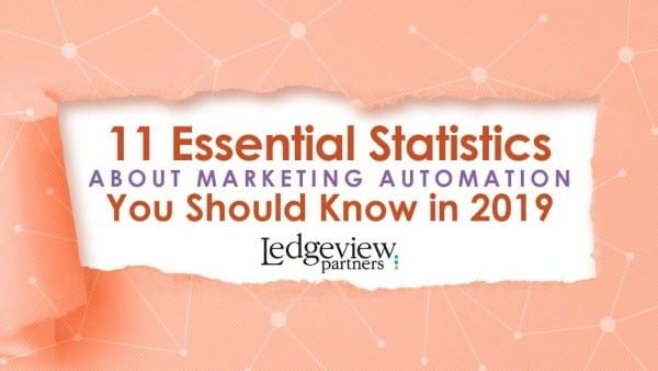 Important Marketing Automation Statistics for Marketers in 2019