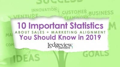 Sales and Marketing Alignment Statistics