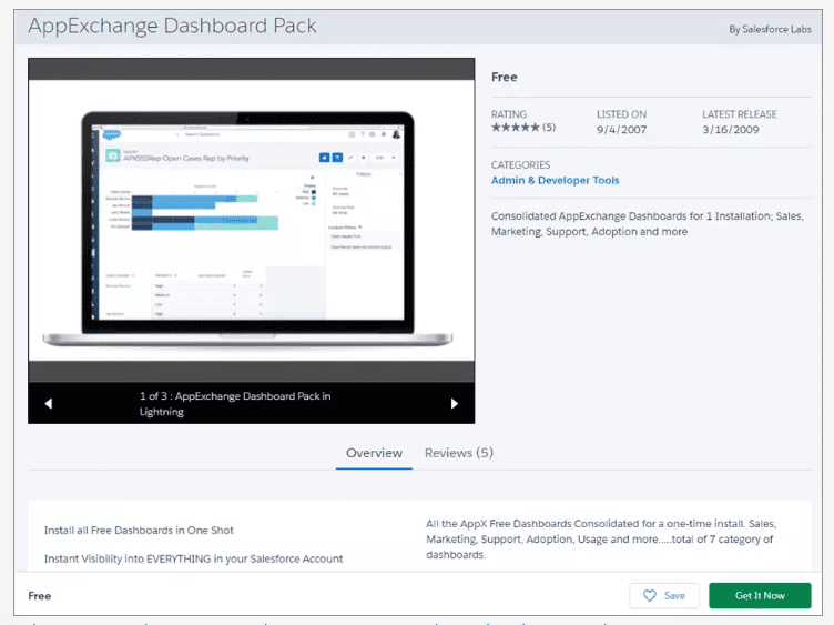 Salesforce Trailhead AppExchange