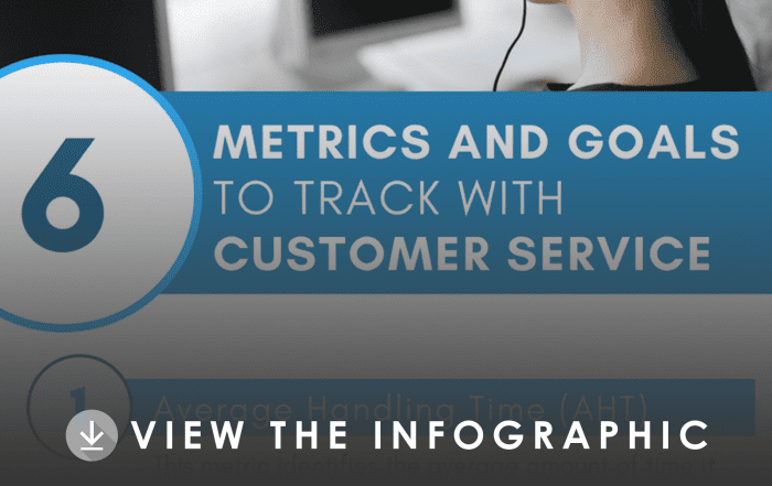 6 metrics and goals to track for customer service