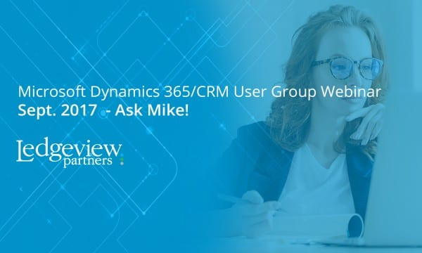 Dynamics User Group