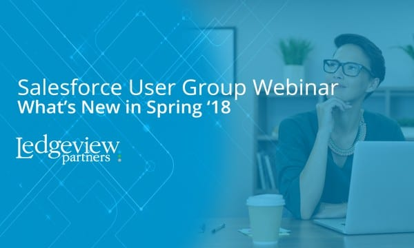 Salesforce Webinar