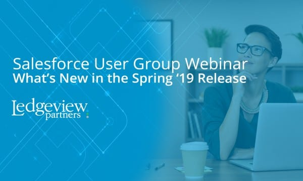 User Group Webinar