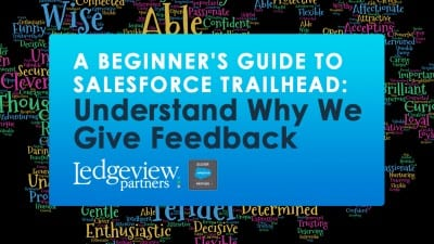 Salesforce Beginner's Guide Blog Series