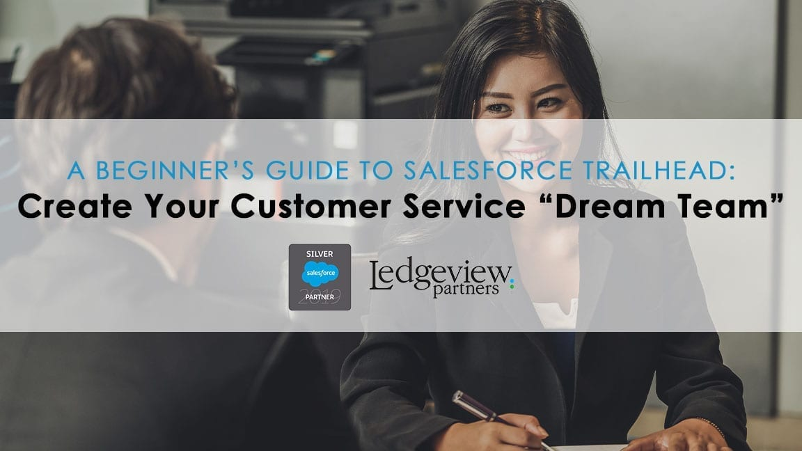 Beginner's Guide to Salesforce Trailhead