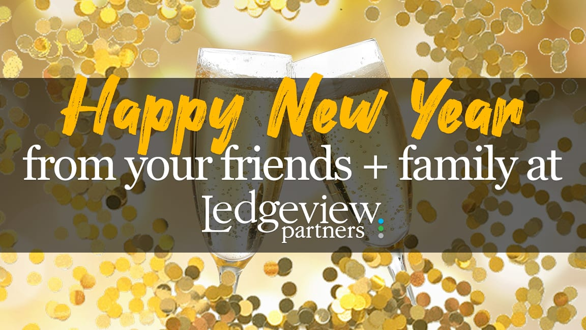 Ledgeview Partners Happy New Year