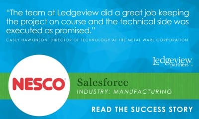 Case Study at Ledgeview Partners