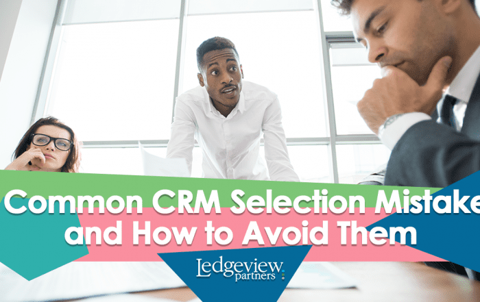 CRM Project Mistakes to Avoid