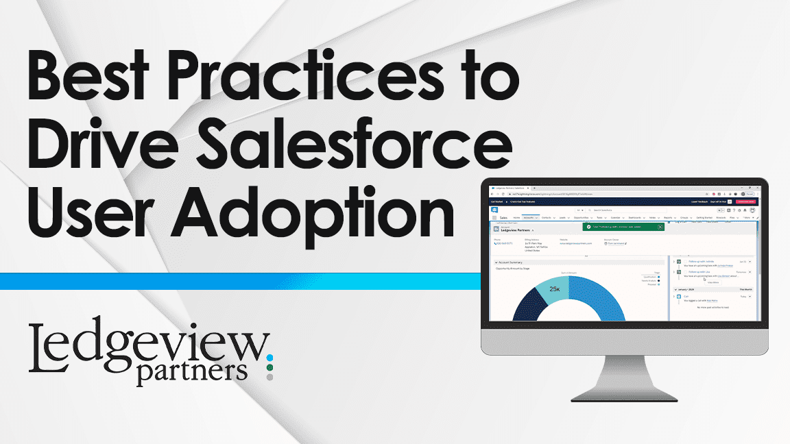 Drive Salesforce User Adoption
