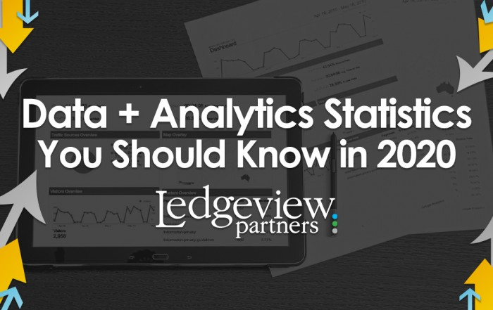 Data and Analytics Statistics