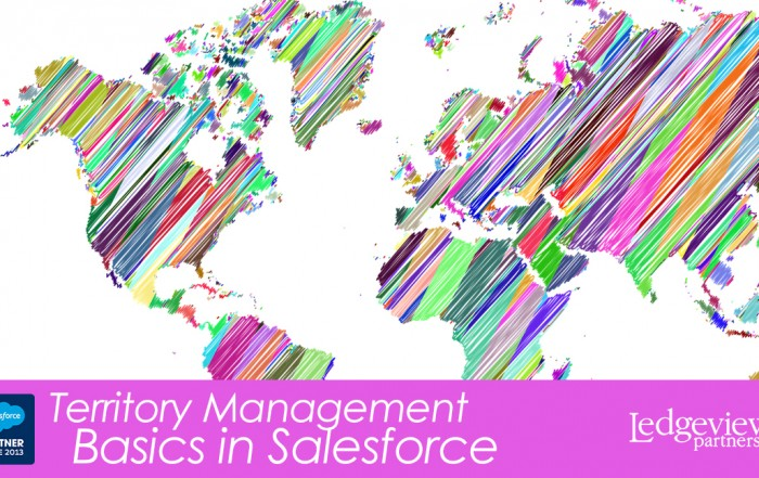 Territory Management Salesforce Basics