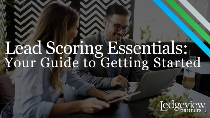 Lead Scoring Essentials Webinar