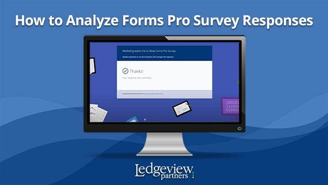 How to Analyze Forms Pro Survey Responses