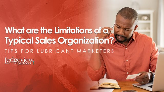 What are the Limitations of a Typical Sales Organization?