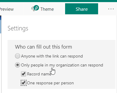 How to Create a Survey with Forms Pro