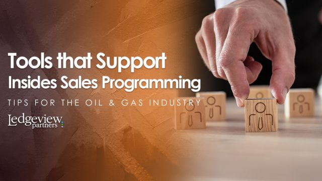 Tools that Support Inside Sales Programming