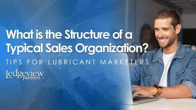 What is the Structure of a Typical Sales Organization? CRM for Oil & Gas