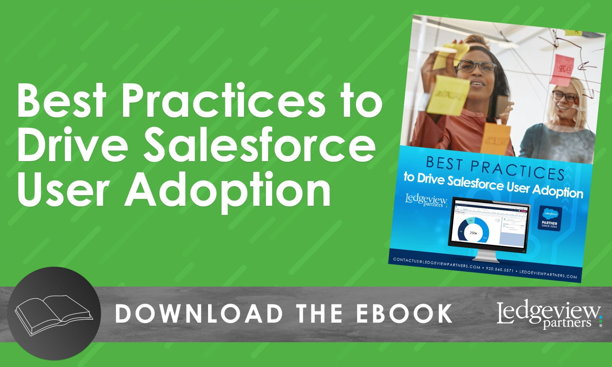 eBook: Best Practices to Drive Salesforce User Adoption