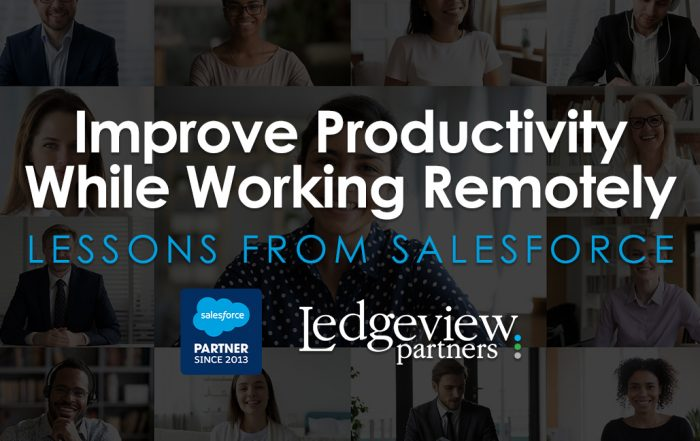 Improve Productivity while working remotely blog