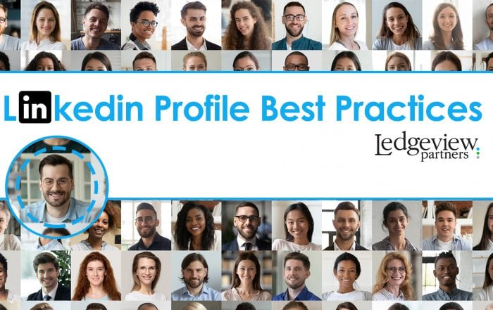 LinkedIn profile best practices