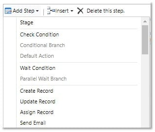 Use Dynamics 365 General (Auditing) Workflow for High Interest Updates