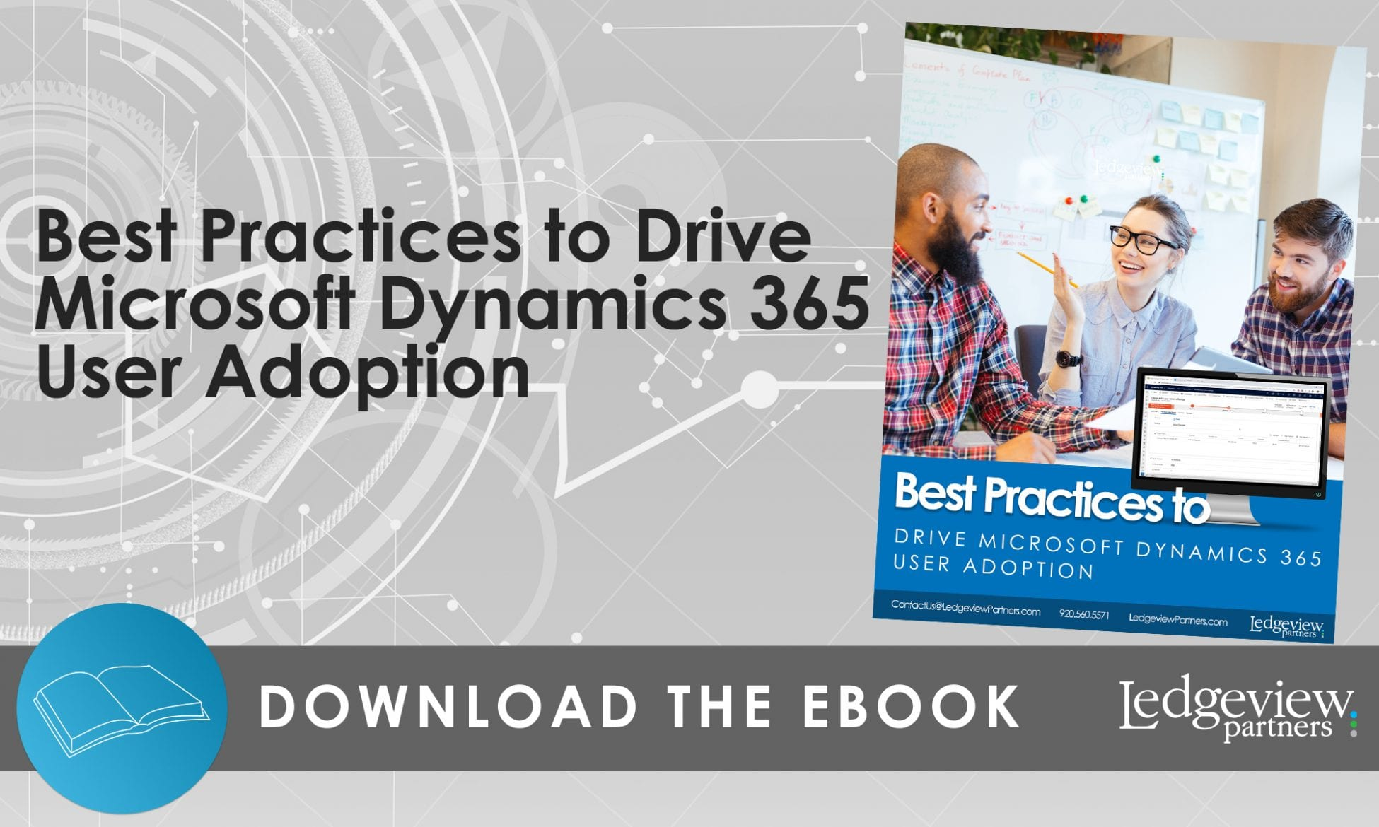 best practices to drive dynamics 365 user adoption