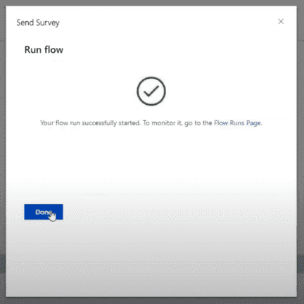 How to Send a Survey in Power Automate Using Flows