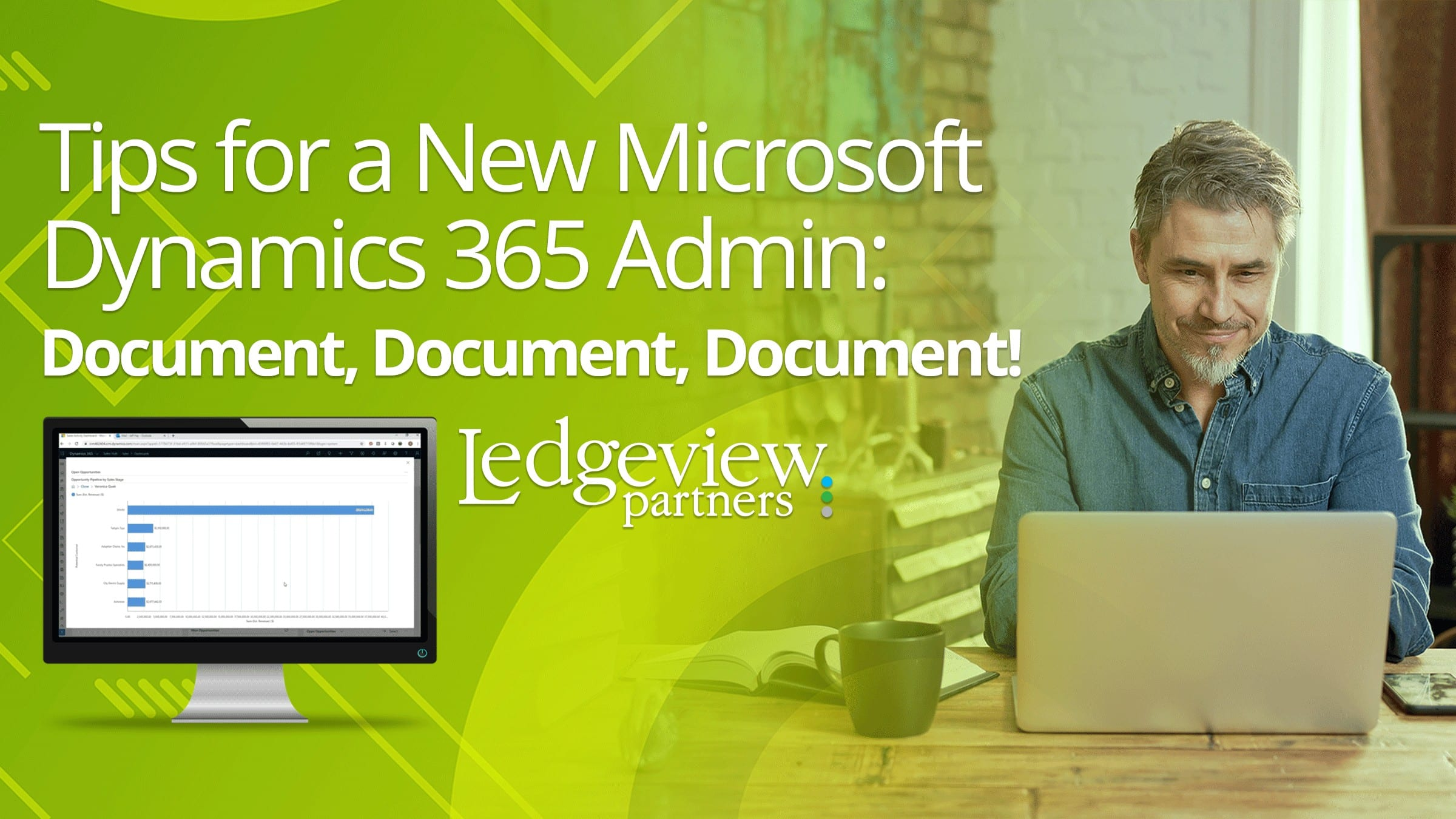 Tips for a New Microsoft Dynamics 365 Admin