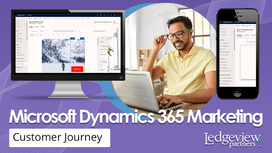 Microsoft Dynamics 365 Marketing Customer Journey