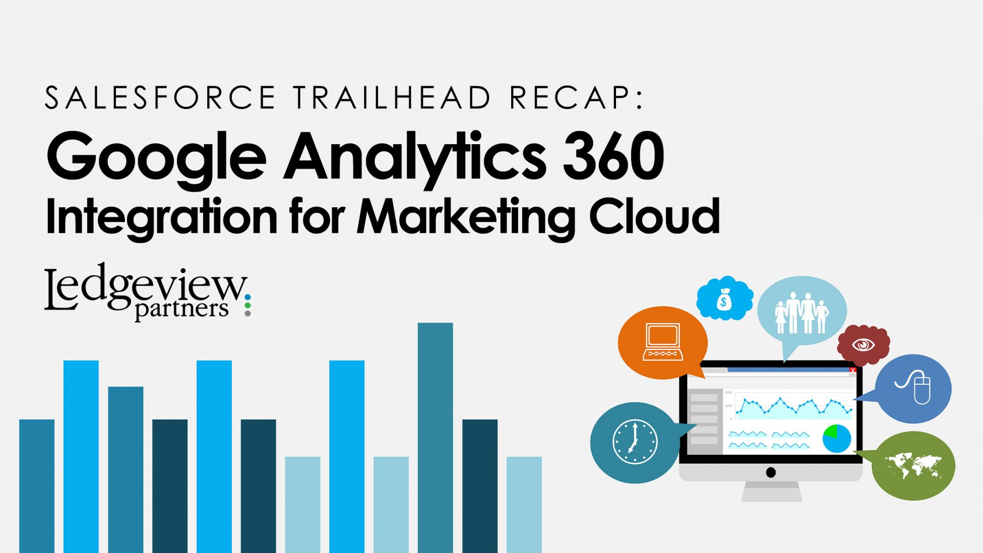 Google Analytics 360 Integration for Marketing Cloud